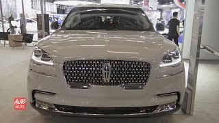 2020 Lincoln Aviator - Exterior And Interior Walkaround - 2019 Montreal Auto Show