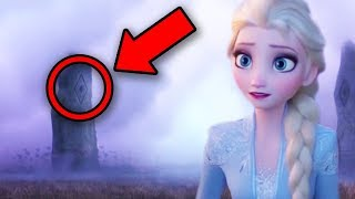 FROZEN 2 Trailer Breakdown! Symbols & Creatures Explained!