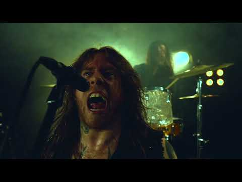 SHOUT - PEOPLE OF THE NIGHT (Official video) Traditional heavy metal