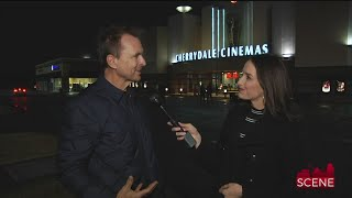 Amazing Race Host Phil Keoghan Screens Le Ride in Greenville
