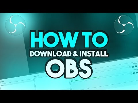 obs how to set up