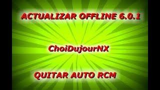 ACTUALIZAR OFFLINE / ChoiDujourNX /COMPATIBLE CON TODAS LAS VERSIONES