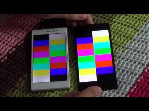Super Amoled и IPS экраны в китайских телефонах