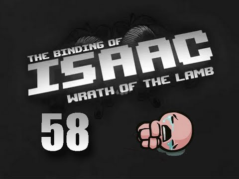 Let's Play - The Binding of Isaac - Episode 212 [Sacred Tears]