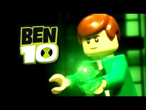 Lego Ben 10 The Complete Series For Now Youtube