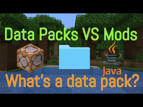 The New Generation Of Mods - Minecraft Data Packs Explained