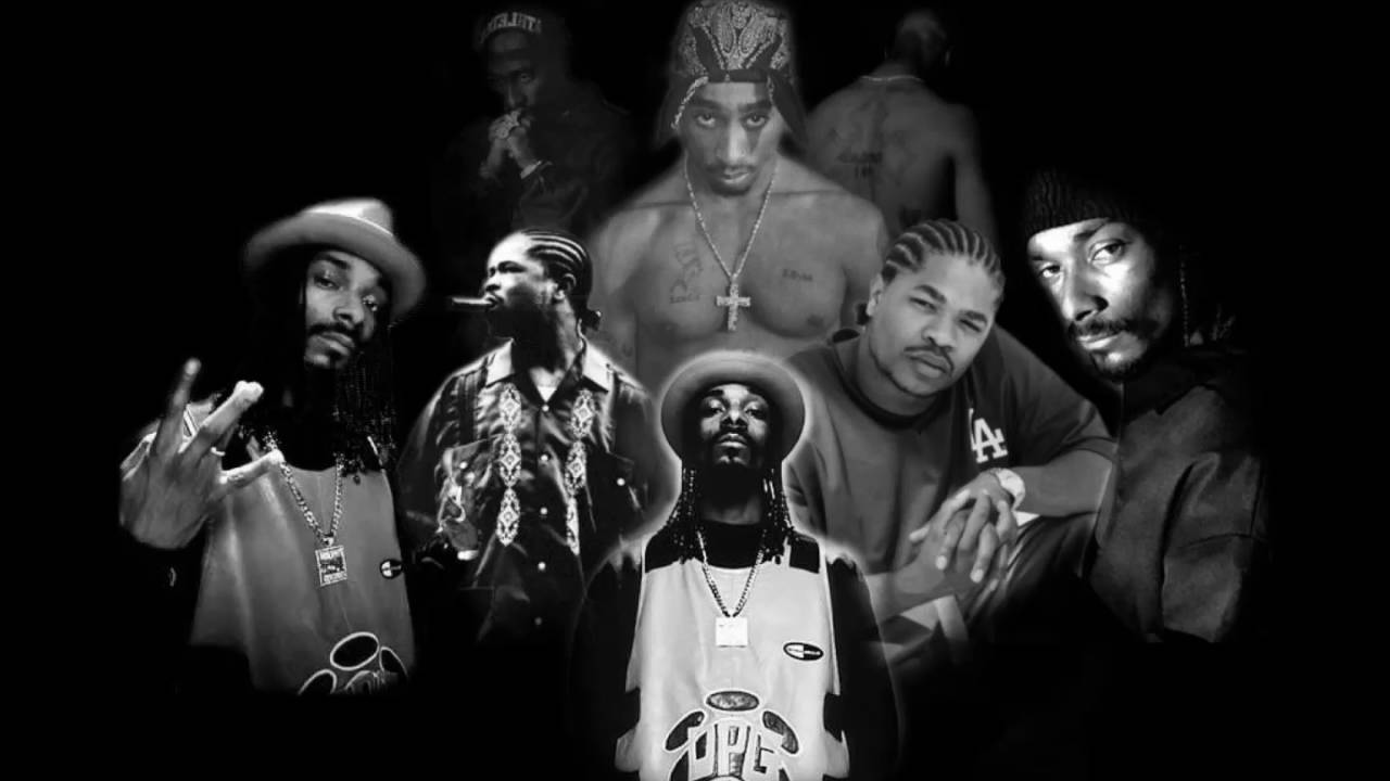 2Pac - Cypher (feat. Redman, ODB, Eazy E, Biggie, Method ...