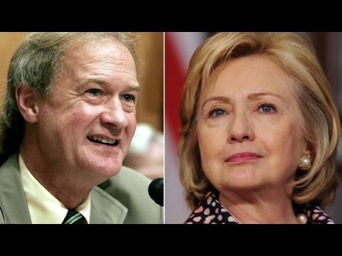 Dem candidate Chafee:  U.S. should wage peace