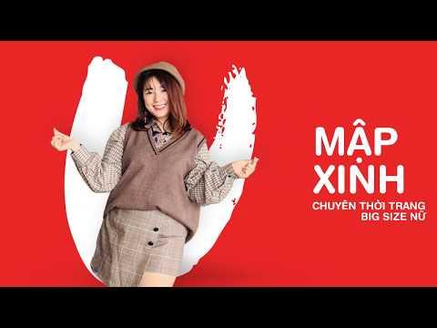 Áo Khoác Cho Người Béo Dáng Ngắn Trẻ Trung - Mập Xinh