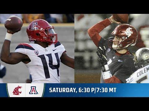 Washington State-Arizona football game preview