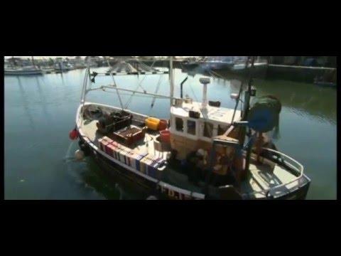 The Last Fishing Trawler In Fleetwood