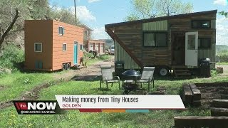 Making Money From Tiny Houses