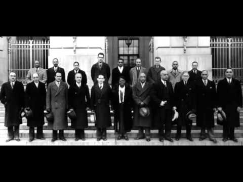 FDR & The Black Cabinet - YouTube