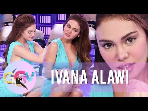 Ivana Demonstrates How To Make Different Activities Look Sexy | GGV