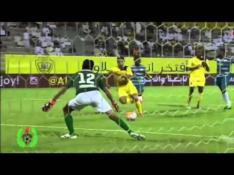 أفضل خمسة هدافين في دوري الخليج العربي - 2016 - AGL top 5 Scorrers