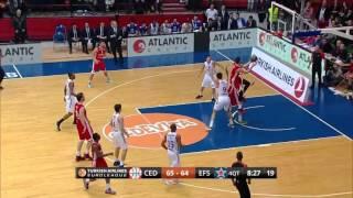 Maç Özeti | Cedevita Zagreb - Anadolu Efes