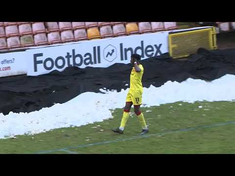 Port Vale Walsall Goals And Highlights