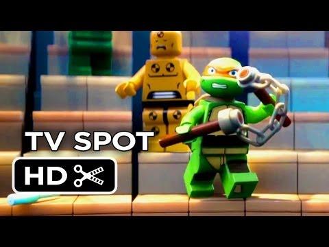 The Lego Movie  TV SPOT  This Man 2014  Chris Pratt Movie HD