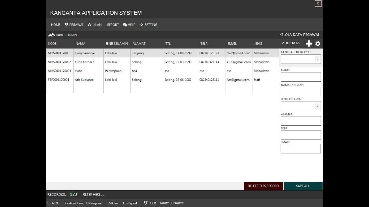 Check Duplicate Records in Database (VB Net & SQLite)