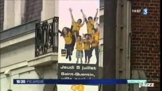 Tour de France 2012 St Quentin Picardie