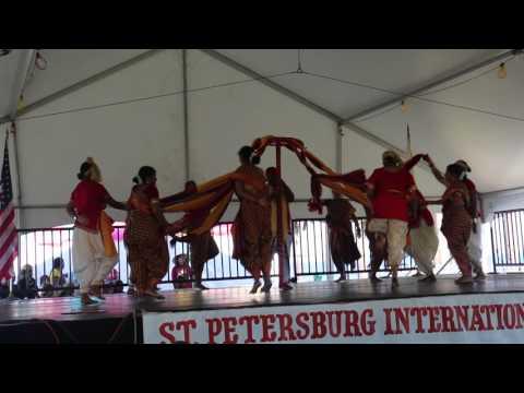 Kande Kande Parashivana - St Pete Folk festival
