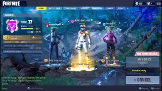 Fortnite get_down_onit 50v50 the 1 time randoms heal each oth
