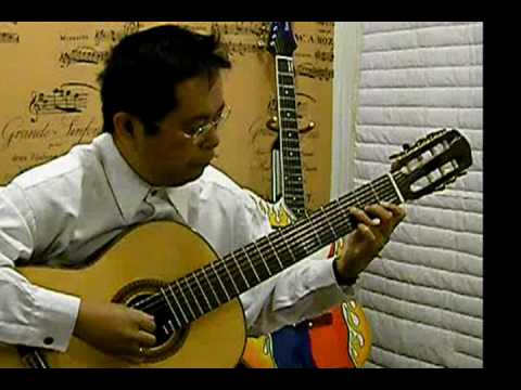 Bayang Magiliw Acoustic Rendition by Ric Ickard