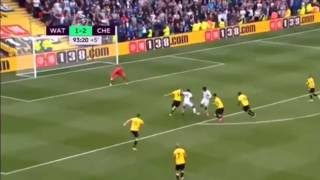 УОТФОРД - ЧЕЛСИ 1:2 ОБЗОР МАТЧА 20.08.2016 HD футбол 1 / футбол 2