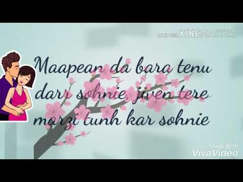 Sanu sada challa new Punjabi song