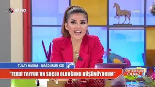 Ferdi Tayfur'a canlı yayında şok suçlama