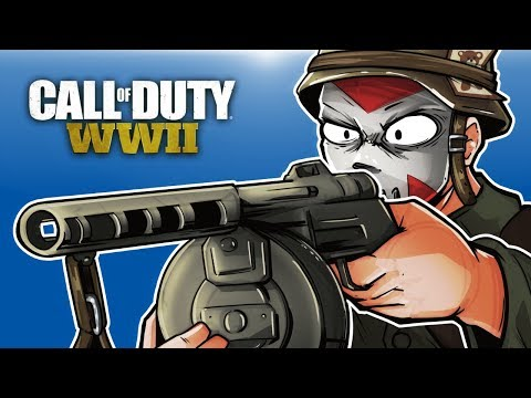 Thumbnail: CALL OF DUTY WW2 BETA - DOUBLE PARATROOPERS! 32-0 (Domination Gameplay) With Friends