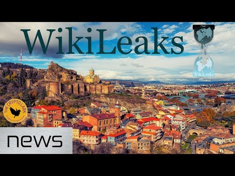 Bitcoin & Cryptocurrency News - Wikileaks, Iran Bans Banks from Crypto, and Georgia Big on Bitcoin