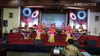 Juara 1 Festival PINKAN 2017 di Semarang - SMP Pax Christi Manado