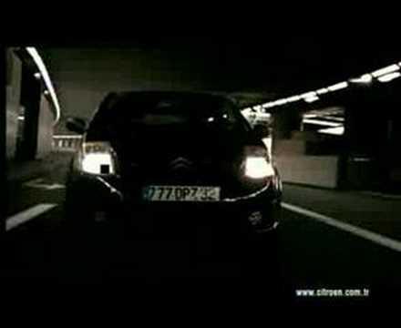 Yeni Citroen C2 Türkiye Reklamı
