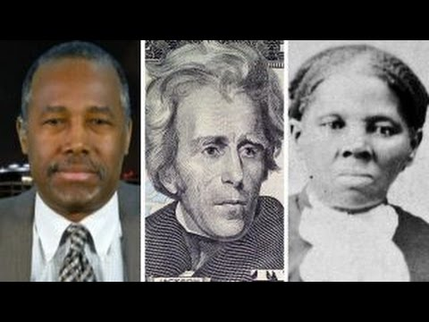 Ben Carson: We Should Not Kick Jackson Off The $20 Bill