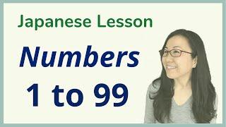 Learn Japanese Numbers 1 to 99 - Is 90 Kyuu juu OR Ku juu?