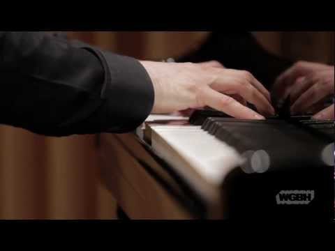 WGBH Music: Paul Lewis plays Schubert's Piano Sonata No. 20 in A Major, Andantino