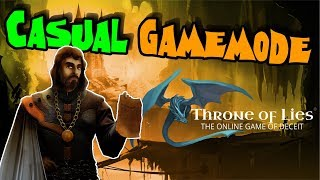 CASUAL GAMEMODE | Throne of Lies Casual Mode thumbnail