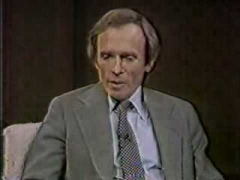 Jonathan Miller on the Dick Cavett Show 1981 #1 (1/3)