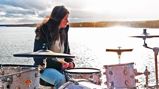 Time - Alan Walker & Hans Zimmer - Drum Cover | TheKays