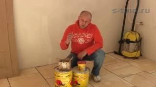 Ремонт квартир в Москве. Как постелить фанеру на бетонный пол, стяжку.(, 2016-07-18T13:04:21.000Z)