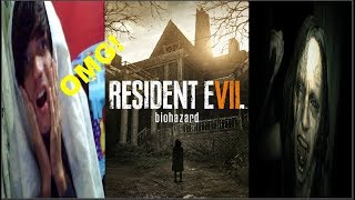 La mujer esta loca! Resident Evil 7 - parte 1 (Josue Taborda)