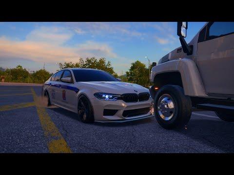 РАЗБИЛ МАШИНУ БУЛКИНА! БЕЗДОРОЖЬЕ НА BMW M5 F90!