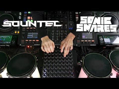 Live session with Sonic Snares
