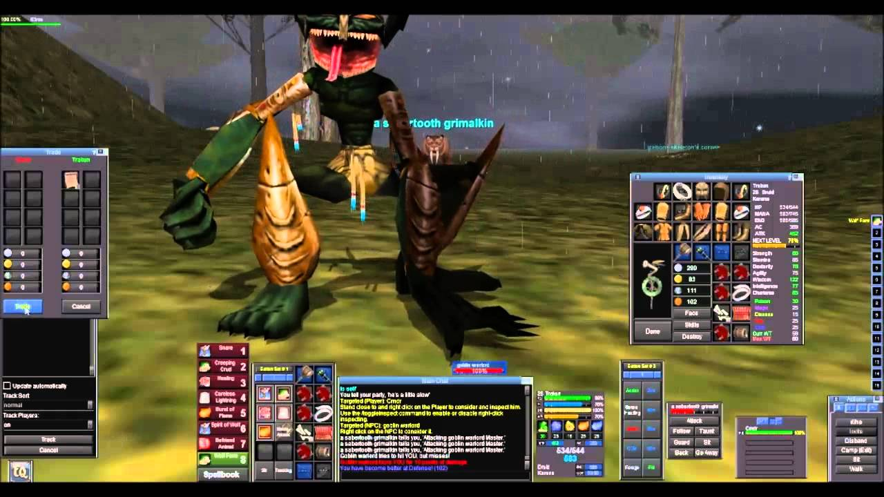 Project 1999: Druid + Necro = EXP