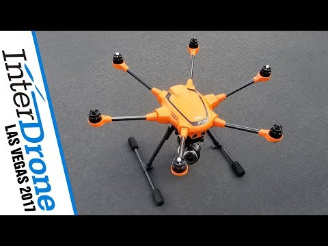 Yuneec Typhoon H520 Drone Public Safety Demonstration