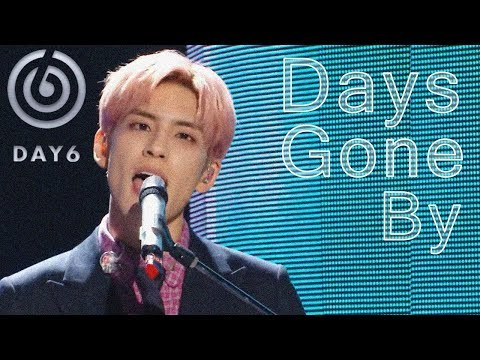 [Comeback Stage] DAY6 - Days Gone By  , 데이식스 - 행복했던 날들이었다 Music Core 20181215