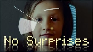Cover of 'No Surprises' by Radiohead.