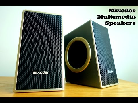 Mixcder MSH169 Multimedia Speakers