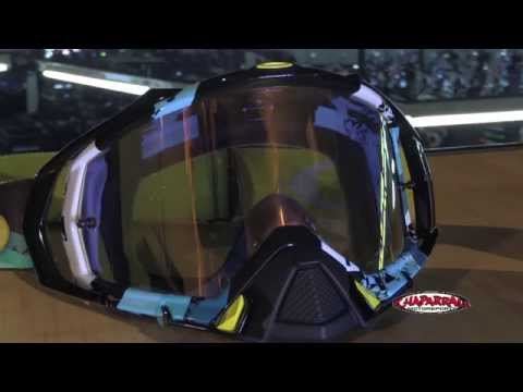 4859b7e9d5 Oakley Mayhem Pro MX Goggles Review - YouTube